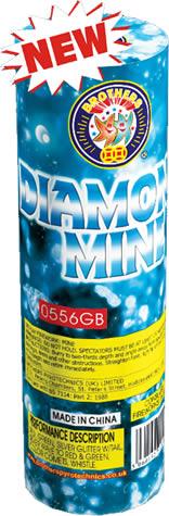 Brothers Pyrotechnics Diamond Mine