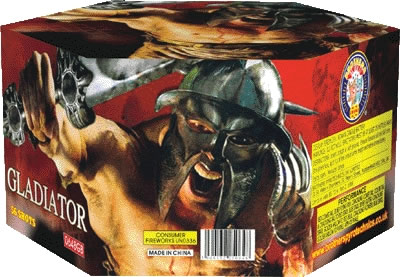 Brothers Pyrotechnics Gladiator