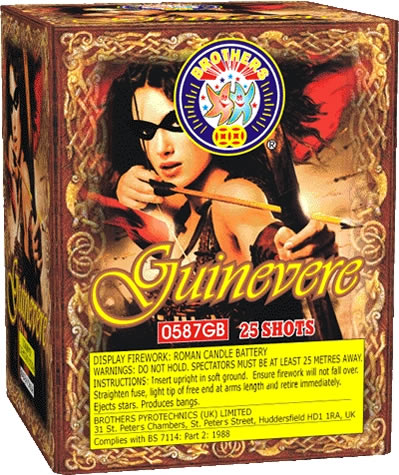 Brothers Pyrotechnics Guinevere