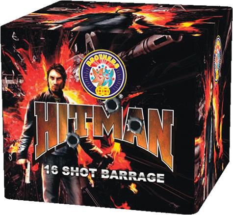 Brothers Pyrotechnics Hitman