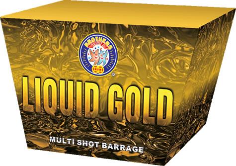Brothers Pyrotechnics Liquid Gold