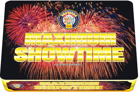 New Years Eve Display Pack 2 (Maximum Showtime)