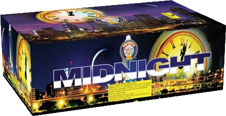 New Years Eve Display Pack 1 (Midnight)