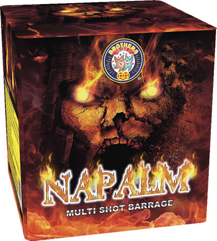 Brothers Pyrotechnics Napalm