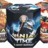 bp ninjas fireworks cakes barrages