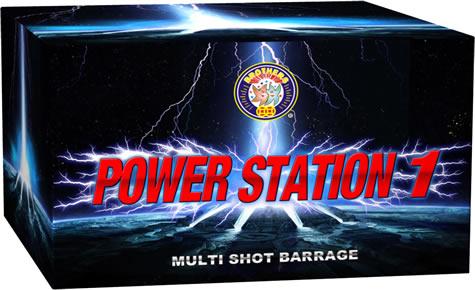 bp power station fiireworks