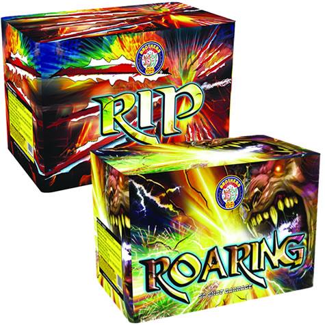 Brothers Pyrotechnics Rip Roaring
