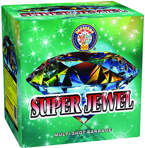 Brothers Pyrotechnics Super Jewel