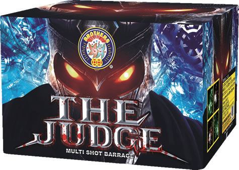 Brothers Pyrotechnics The Judge