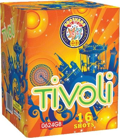 Brothers Pyrotechnics Tivoli