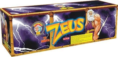 Brothers Pyrotechnics Zeus