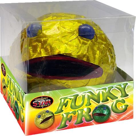BrightStar Funky Frog