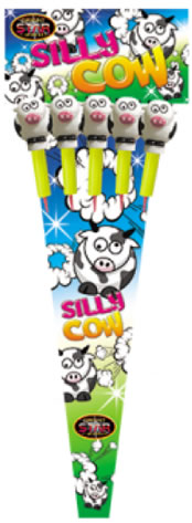 BrightStar Silly Cow