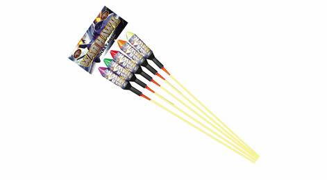 Brightstar Fireworks War Hawks
