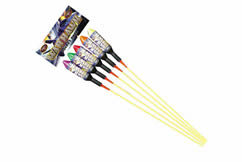 Brightstar Fireworks War Hawks Pack