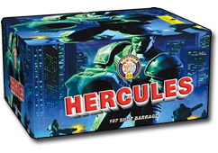 Hercules by Brothers Pyrotechnics