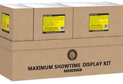 brothers maximum showtime display kit