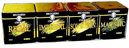 Brothers Pyrotechnics Brothers Choice (4 Cakes)