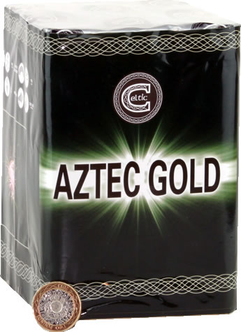 Aztec Gold by Celtic Fireworks