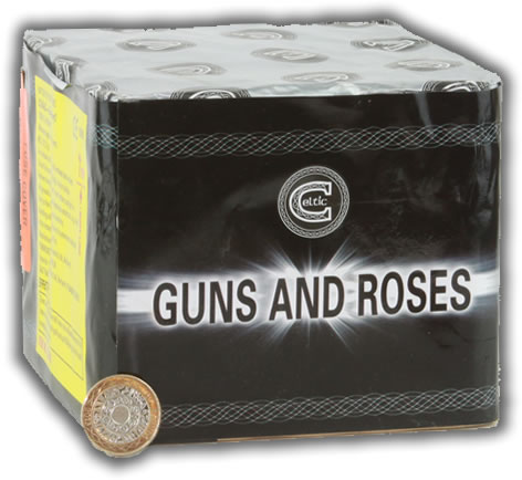 Guns & Roses by Celtic Fireworks