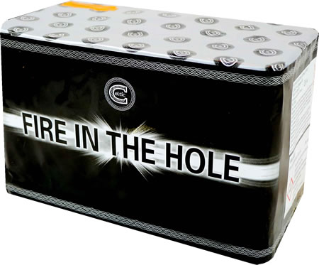Fire in The Hole By Celtic Fireworks