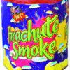 cosmic parachute smoke fireworks