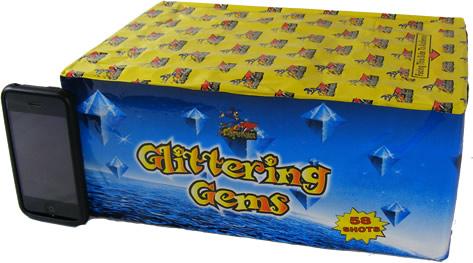 Fireworks International Glittering Gems