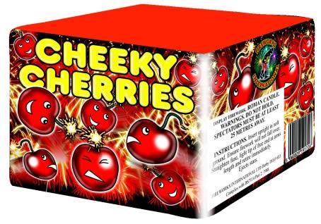 Fireworks International Cheeky Cherries