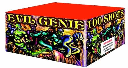 Fireworks International Evil Genie