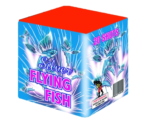 Fireworks International Flying Fish