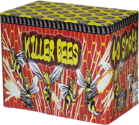 Fireworks International Killer Bees