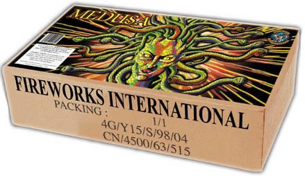 Fireworks International Medusa x 2