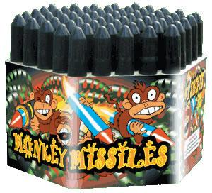 Fireworks International Monkey Missiles