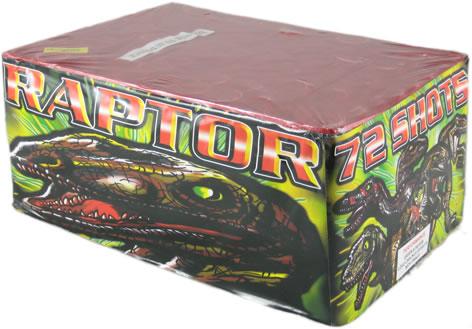 Fireworks International Raptor