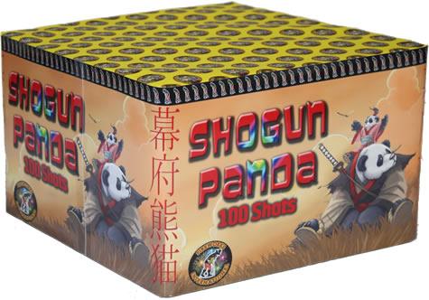 Fireworks International Shogun Panda