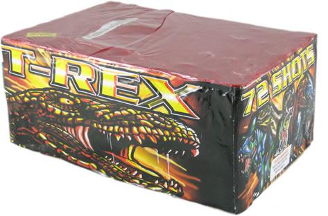Fireworks International T-Rex