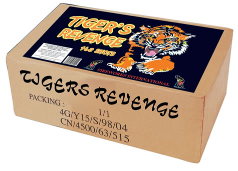 Fireworks International Tigers Revenge