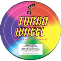 Fireworks International Turbo Wheel