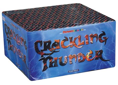 Firework Crazy Crackling Thunder