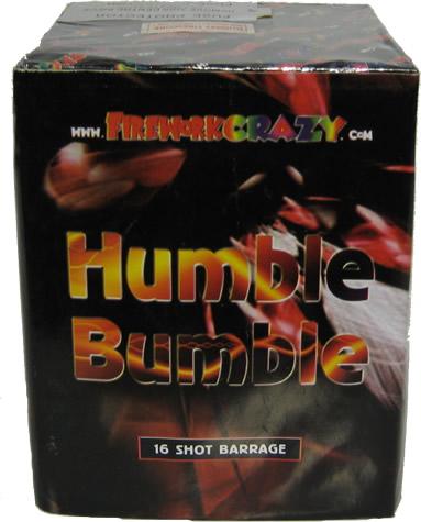 Firework Crazy Humble Bumble