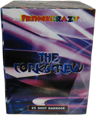 Firework Crazy The Corkscrew