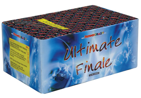 Firework Crazy Ultimate Finale