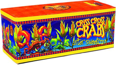 Golden Lion Criss Cross Crabs After Sweetcorn