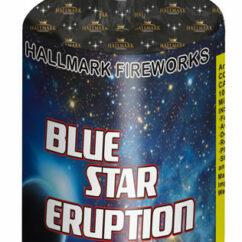 hallmark blue star eruption fireworks
