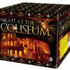 hallmark night at the coliseum fireworks