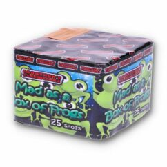 Mad As A Box of Frogs by Jonathans Fireworks