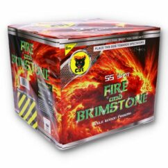 Fire & Brimstone by Black Cat Fireworks