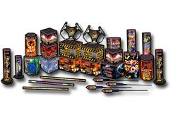 Shindig Selection Box by Jonathans Fireworks