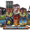 Jonathans Fireworks Ultimate Celebration Pack