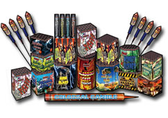 Ultimate Celebration Pack by Jonathans Fireworks